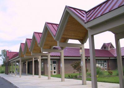 Blythe-Bower canopy