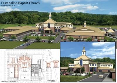 Eastanallee Baptist Church Master Plan