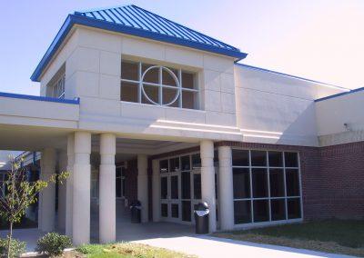Claiborne High School