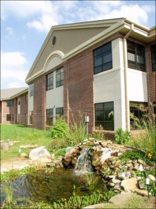 Maryville Exterior & Water Feature