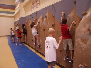 Maryville Rock Climbing Wall