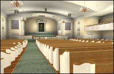 Central Baptist Sanctuary