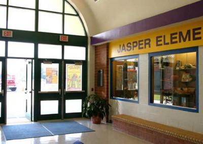 Jasper Entry Interior