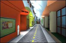 Mayfield Elementary School Interior Walk-Through