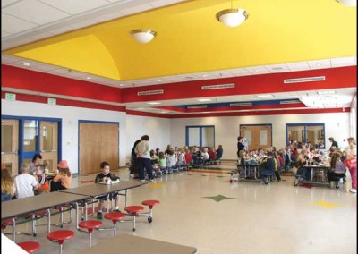 Whitwell Elementary Dining