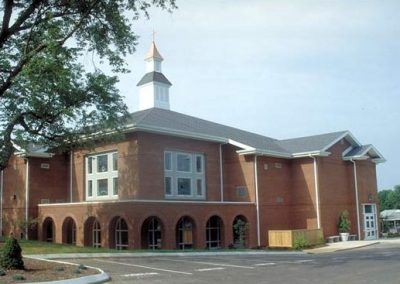 Woodlawn Christian Church