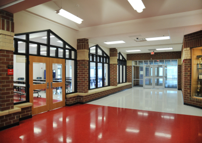 FORT LOUDON MIDDLE - INTERIOR