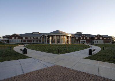 Blount County Campus Exterior