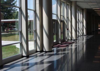 Science Hill Interior
