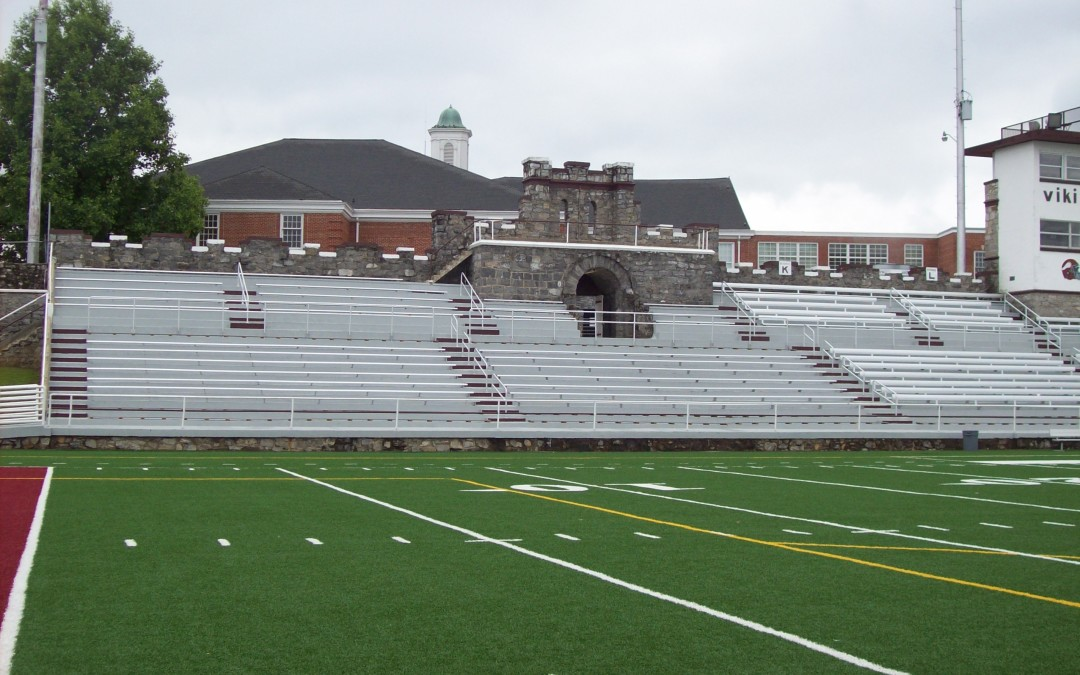 Tennessee High School Stone Castle Stadium Renovations