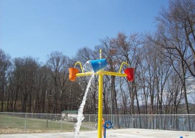 Kiwanis Splashpad & Pavilion at Cherokee Park
