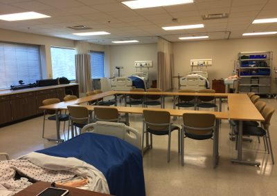 PSCC Straw Plains Nursing Renovations