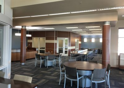 WSCC Sevier Electronic Library Renovation
