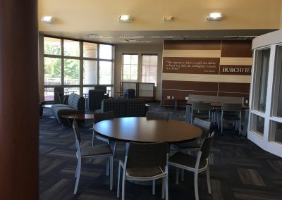 Maples-Marshall Hall Library Renovation - Interior (3)