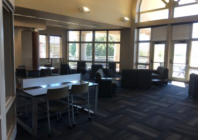 Maples-Marshall Hall Library Renovation - Interior (4)