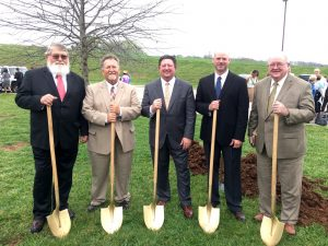 Photo from Groundbreaking
