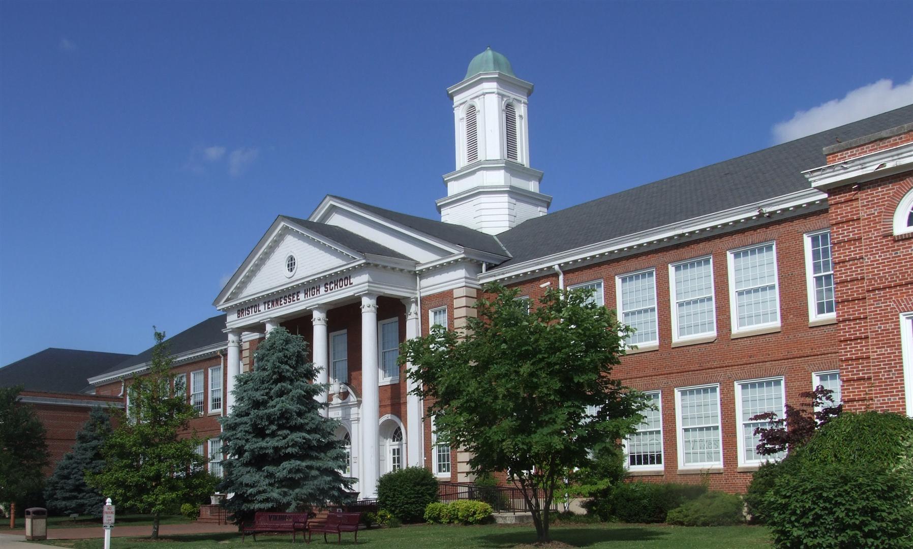 Tennessee High School Viking Hall Natatorium
