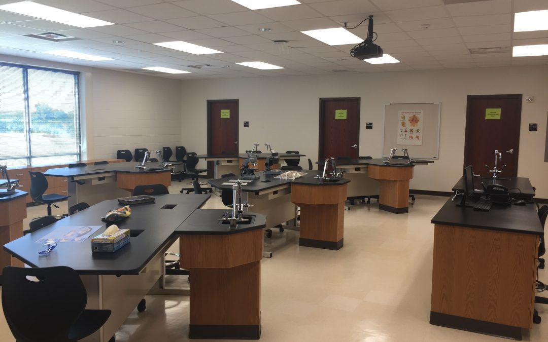 RSCC Higher Education Center Lab Expansion
