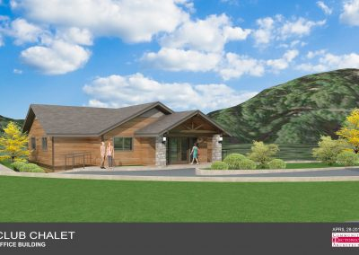 17005-CLUB CHALET OFFICE-3D FRONT VIEW-04-28-2017