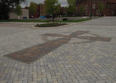 St. John's Lutheran Church Parking Expansion & Stone Entryway