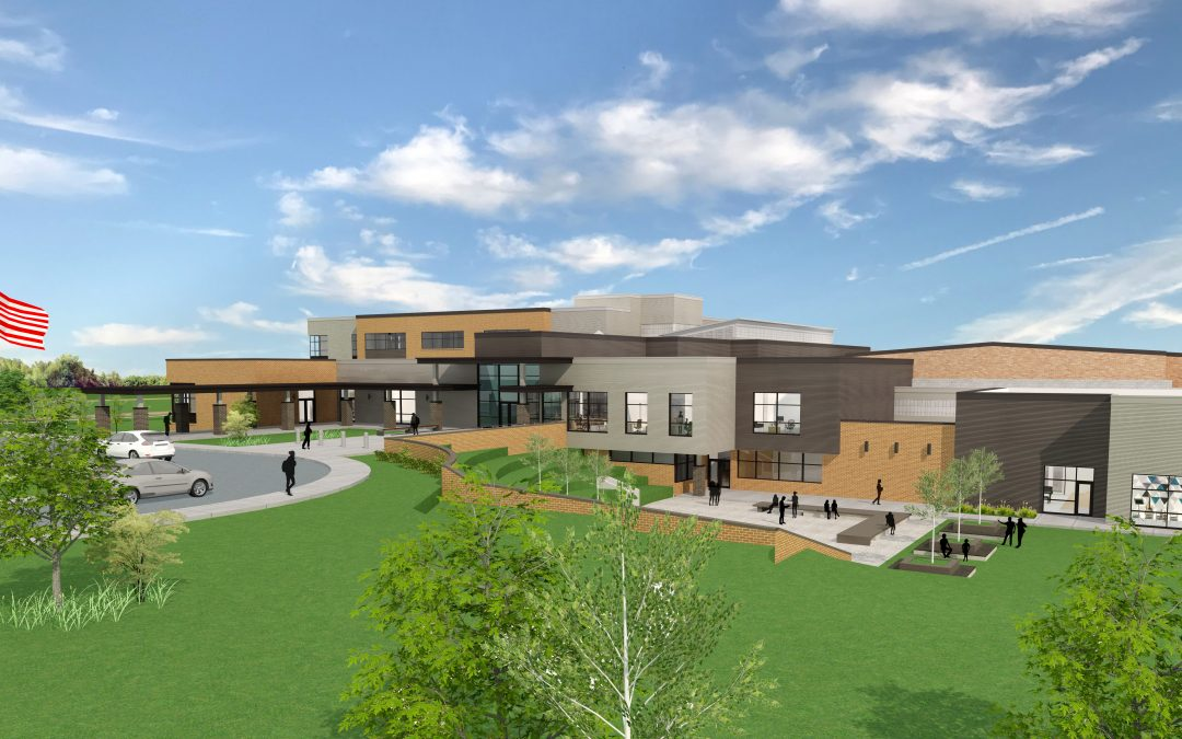 Bristol's New Middle School – Tennessee Middle School
