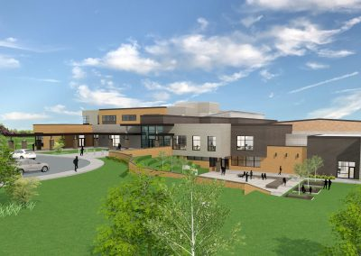 Bristol's New Middle School