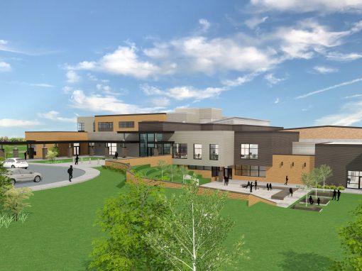 Bristol's New Middle School