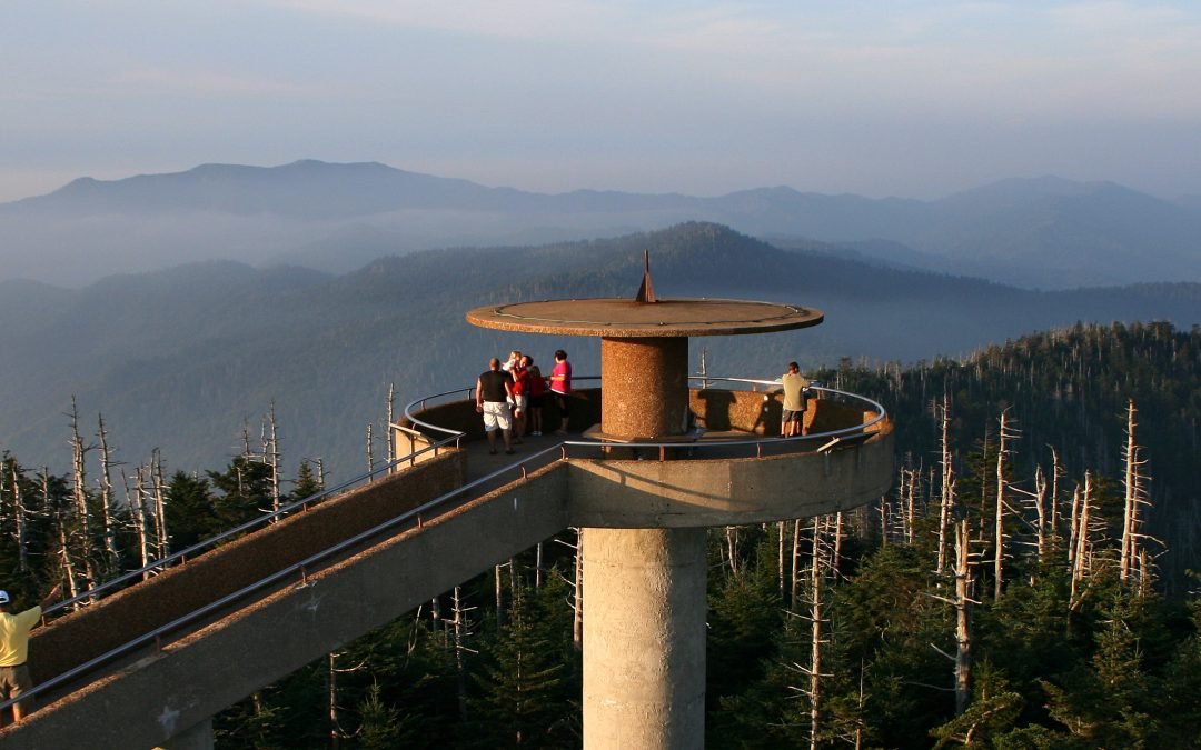 Clingmans Dome Tower Temporarily Closed June 4~15, 2018 ...