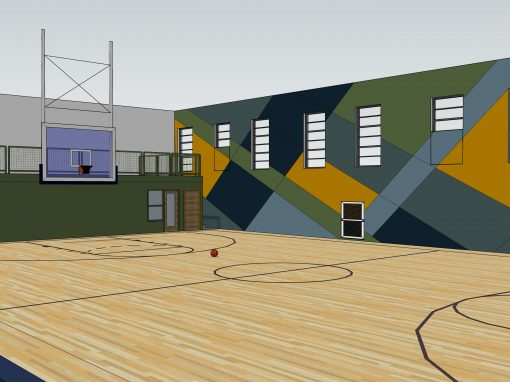 Cal Johnson Recreational Facility Renovations
