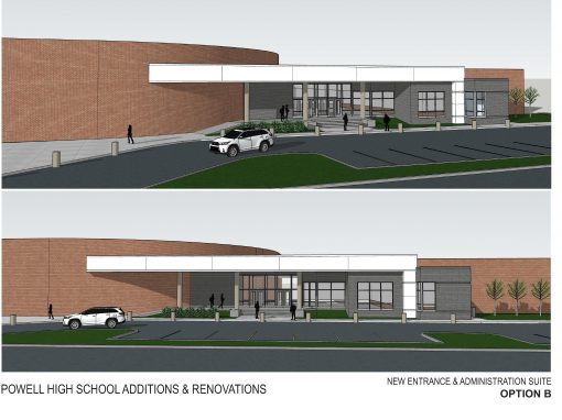 Powell High School Additions & Renovations