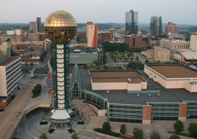 Sunsphere community tectonics architects for Interior design schools in knoxville tn
