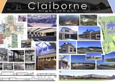 Claiborne High School TSBA Award- Winning Presentation