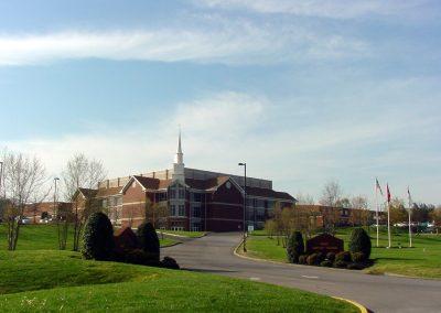 1st Baptist Lenoir City Sanctuary