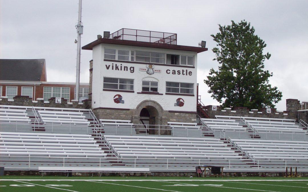 Tennessee High School Stone Castle Stadium Renovations