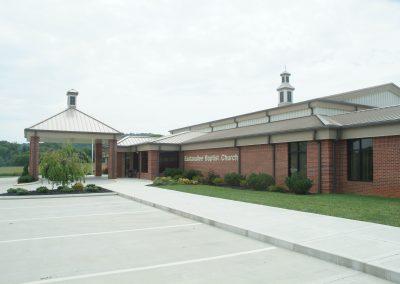 Eastanallee Baptist Church Classroom Addition