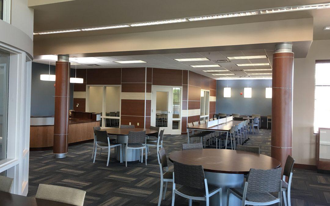 WSCC Sevier Electronic Library Renovation