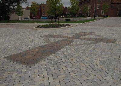 St. John's Lutheran Church Parking Expansion & Stone Entryway