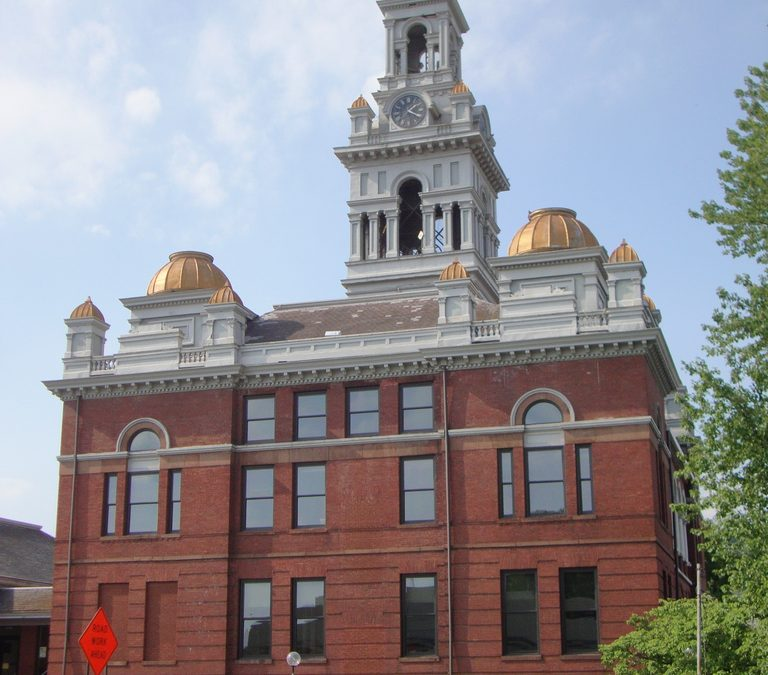 Sevier County Courthouse Historic Preservation